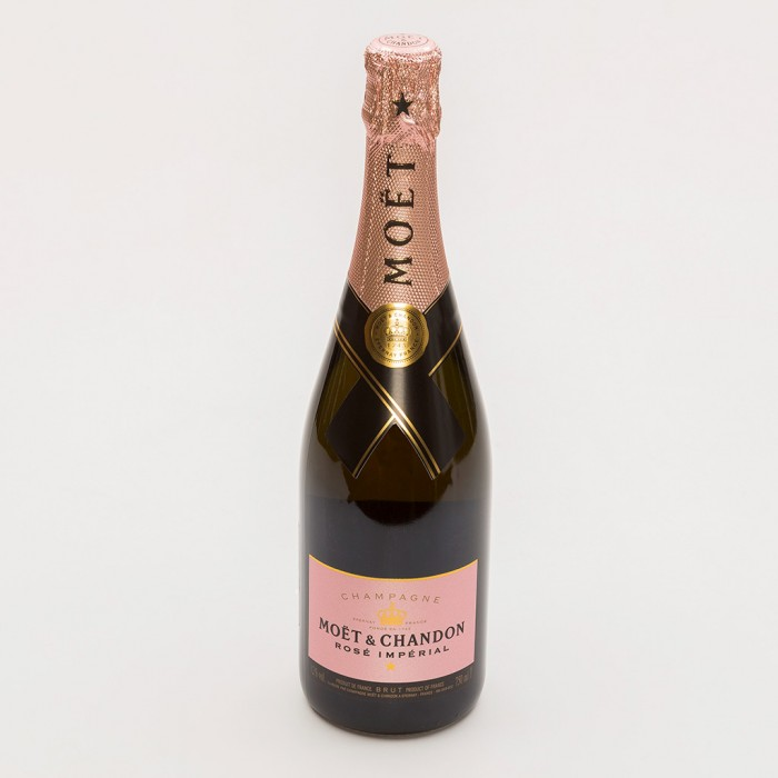 MOET & CHANDON IMPERIAL ROSE pjenušac